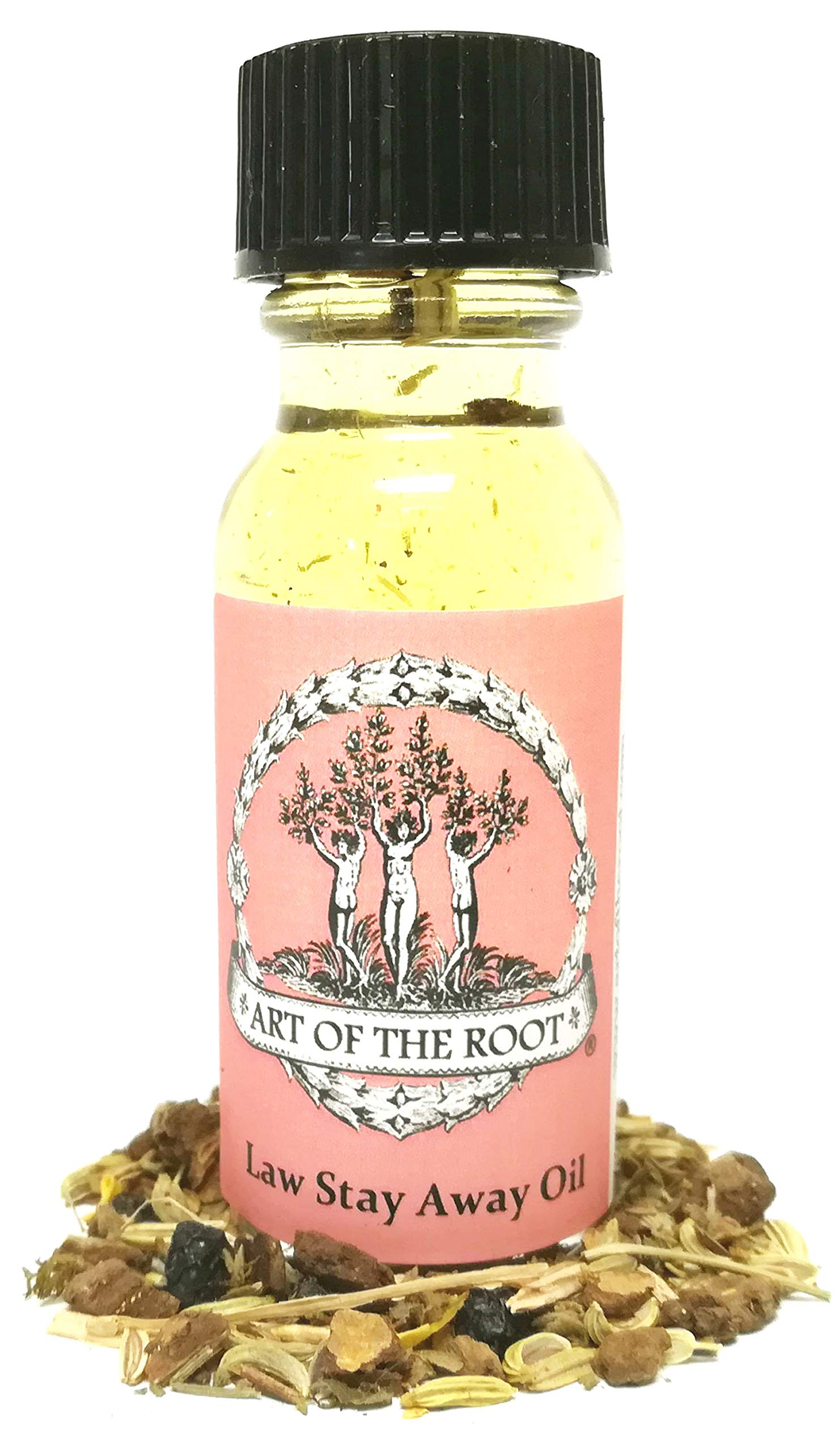 Law Stay Away Oil for Police, Lawsuits & Legal Issues 1/2 oz Hoodoo Voodoo Wicca Pagan