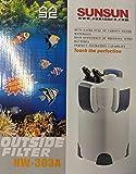 Sunsun HW303A Aquarium External Canister Filter Aqua Fish Tank +Media KIT 1400L/H
