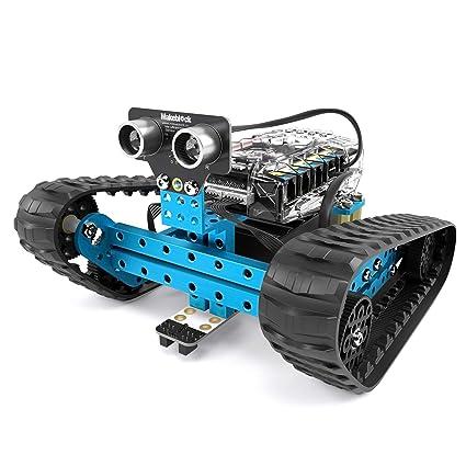 Makeblock DIY mBot Ranger Transformable STEM Educational 3-in-1 Robot Kit  (Blue)