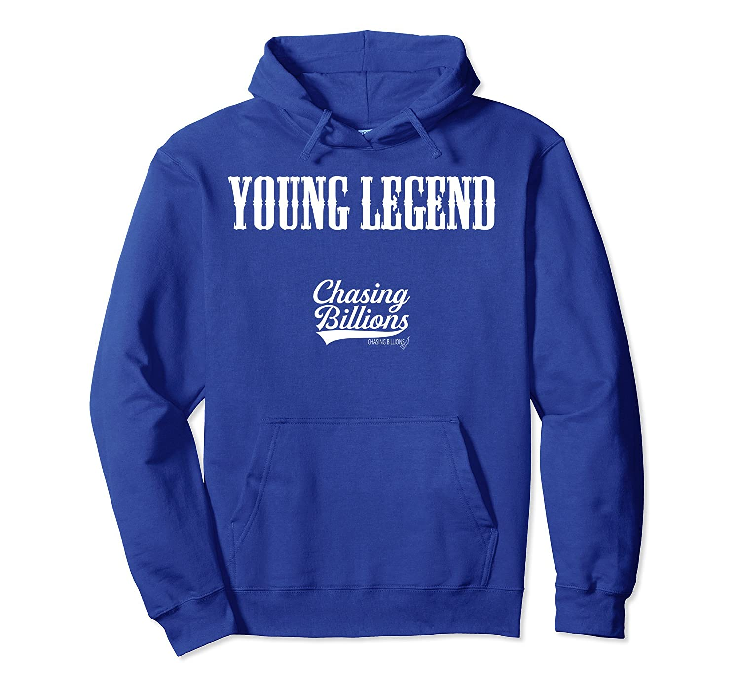 YOUNG LEGEND HOODIE-alottee gift