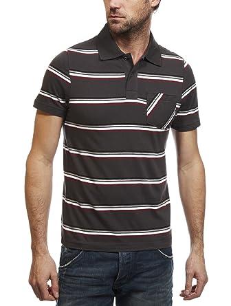ONEILL Swell - Polo para Hombre, tamaño XS, Color Gris: Amazon.es ...