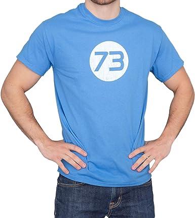 The Big Bang Theory 73 Sheldon azul claro para mayores de T ...