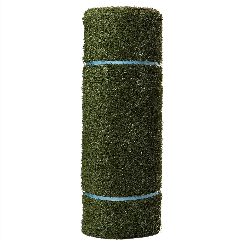 アイリスオーヤマ 人工芝 ロングパイル 100cm×800cm 厚さ3.5cm LP-3518 B01CZKHW0S 21080
