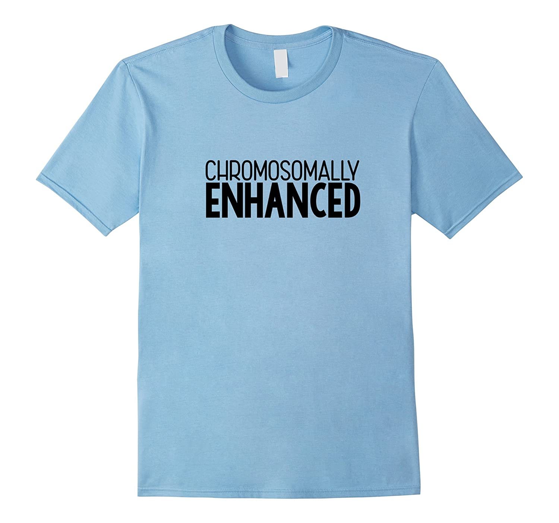 Chromosomally Enhanced Special Person T-Shirt Set 03-Vaci