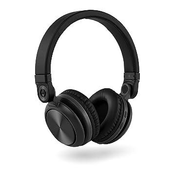 Urbanz Lazer Auriculares Bluetooth, Auricular Inalámbricos Plegables con v4.2 Bluetooth y Construido en Micrófono (Black): Amazon.es: Electrónica