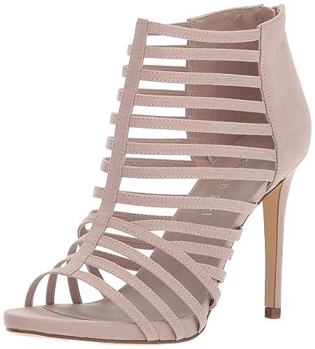 1ce9f8db624 Madden Girl Women s Lexxx Heeled Sandal  Amazon.co.uk  Shoes   Bags