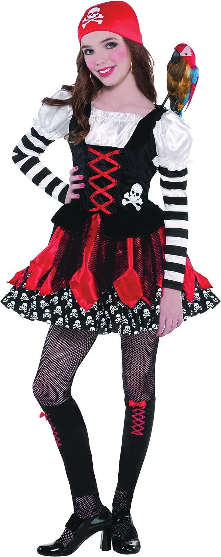 Christy`s 996261 - Disfraz de pirata para niña (Small): Amazon.es ...