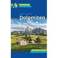 Dolomiten Reiseführer Michael Müller Verlag: Individuell reisen mit vielen praktischen Tipps