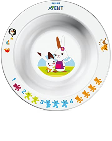 Philips Avent SCF708//00 2-Schalen-Set für Kinder ab 6 Monaten