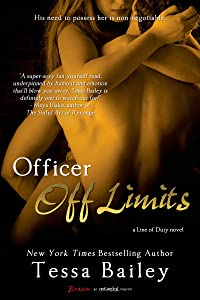 Officer Off Limits (A Line of Duty Book 3)