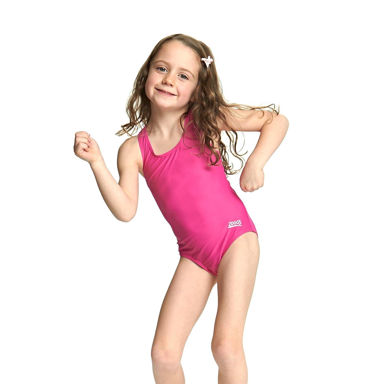 Zoggs Kid's Bellambie Actionback Swimming Costume
