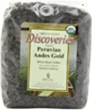 First Colony Organic Whole Bean Coffee, Peruvian Andes Gold, 24-Ounce