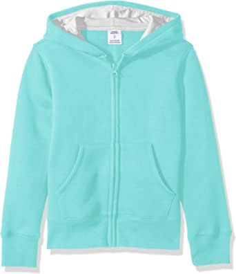 Amazon Essentials Fleece Zip-up Hoodie Niñas