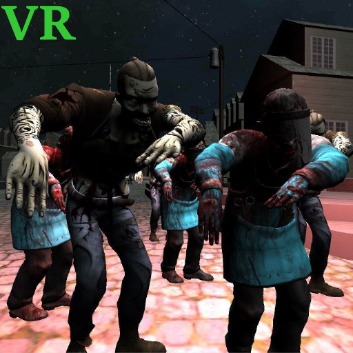 VR Zombie Shooter : FPS Style Survival Horror Game