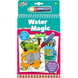 Galt Toys Water Magic Safari, Colouring Book for Children