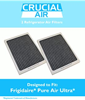 2 frigidaire pure air ultra air filter also fits electrolux compare to part
