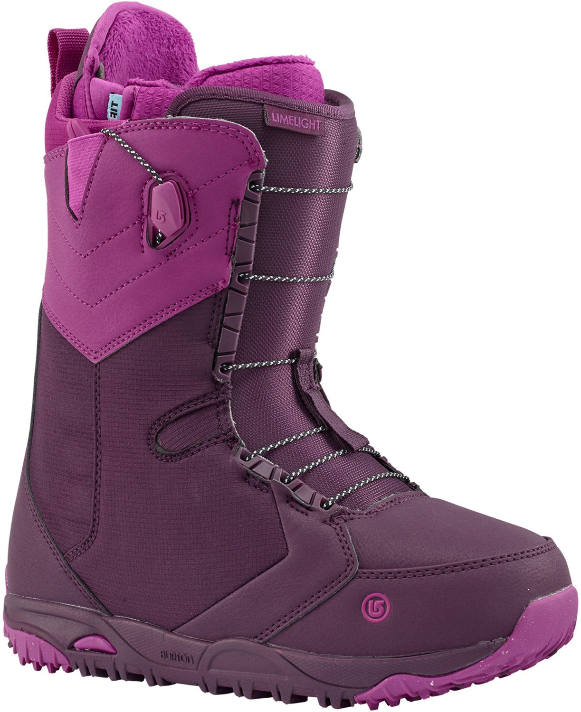 Burton Limelight Snowboard Boot 2018 - Women's Berry 7