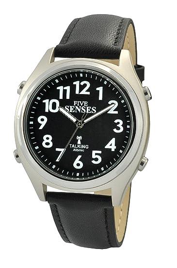 5 sensuales atómicos (Control de Radio) se Ajusta a él Mismo Reloj de Estilo Unisex para Hablar - 1097: Amazon.es: Relojes