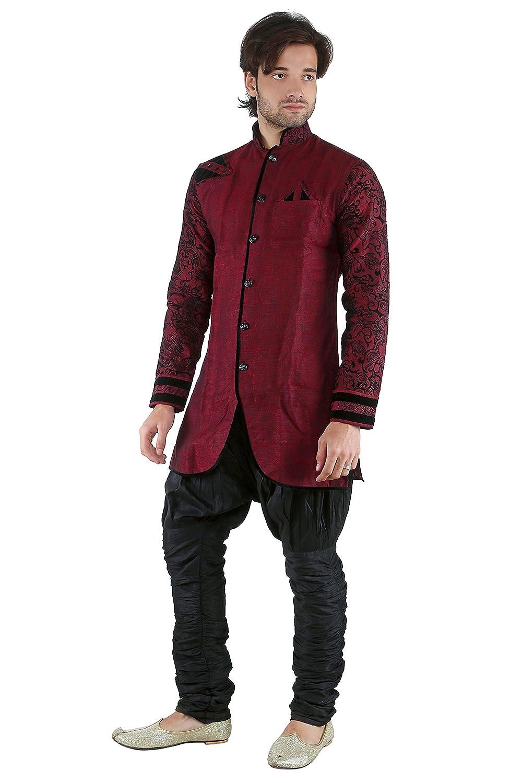 5d2144e1ee Looks Men s Linen Kurta Pyjama (NL 2429