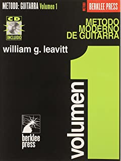 Modern Method For Guitar (Spanish Edition) - Volume 1 (Book/CD)