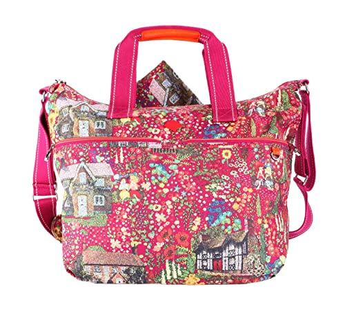 Oilily Cottage S Shoulder Bag Fuchsia w4tOisF