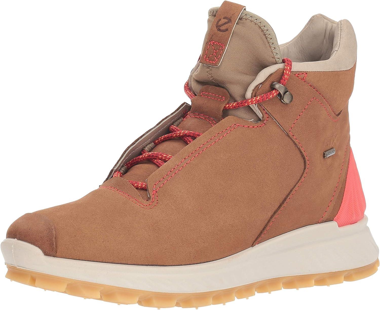 ECCO Women s Exostrike Gore-tex High Hiking Shoe