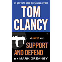 Tom Clancy Support and Defend (Jack Ryan Universe Book 17) (English Edition)
