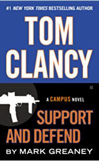 Tom Clancy Support And Defend Jack Ryan Jr Series Book 5