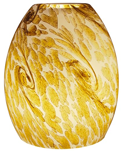 Hand blown glass lighting fixtures Nepinetwork Image Unavailable Design Milk American Lighting Gsaat Abstract Design Oval Hand Blown Glass