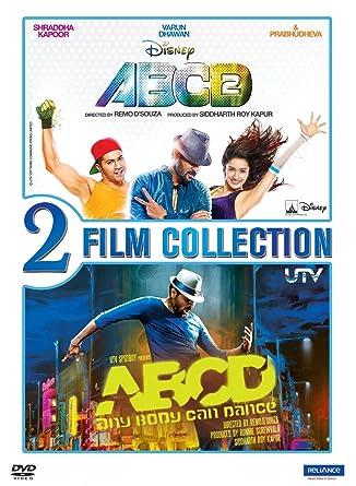 ABCD/ABCD 2 (2 DVD Set)