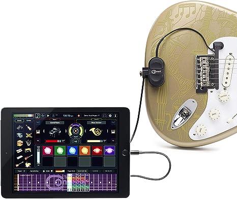 Fishman TriplePlay Connect MIDI - Controlador de guitarra: Amazon ...