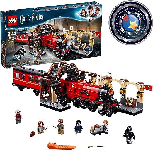 Lego 75955 Harry Potter Hogwarts Express Amazon De Spielzeug