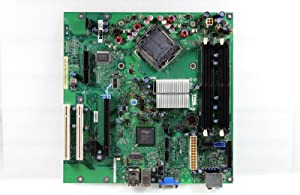 Genuine Dell WG864 Motherboard Systemboard Logic Board for Dimension 5200 E520 Systems Intel G965 Express P4 Compatible Part Numbers: WG864, 0WG864