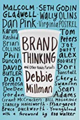 Brand Thinking and Other Noble Pursuits Paperback