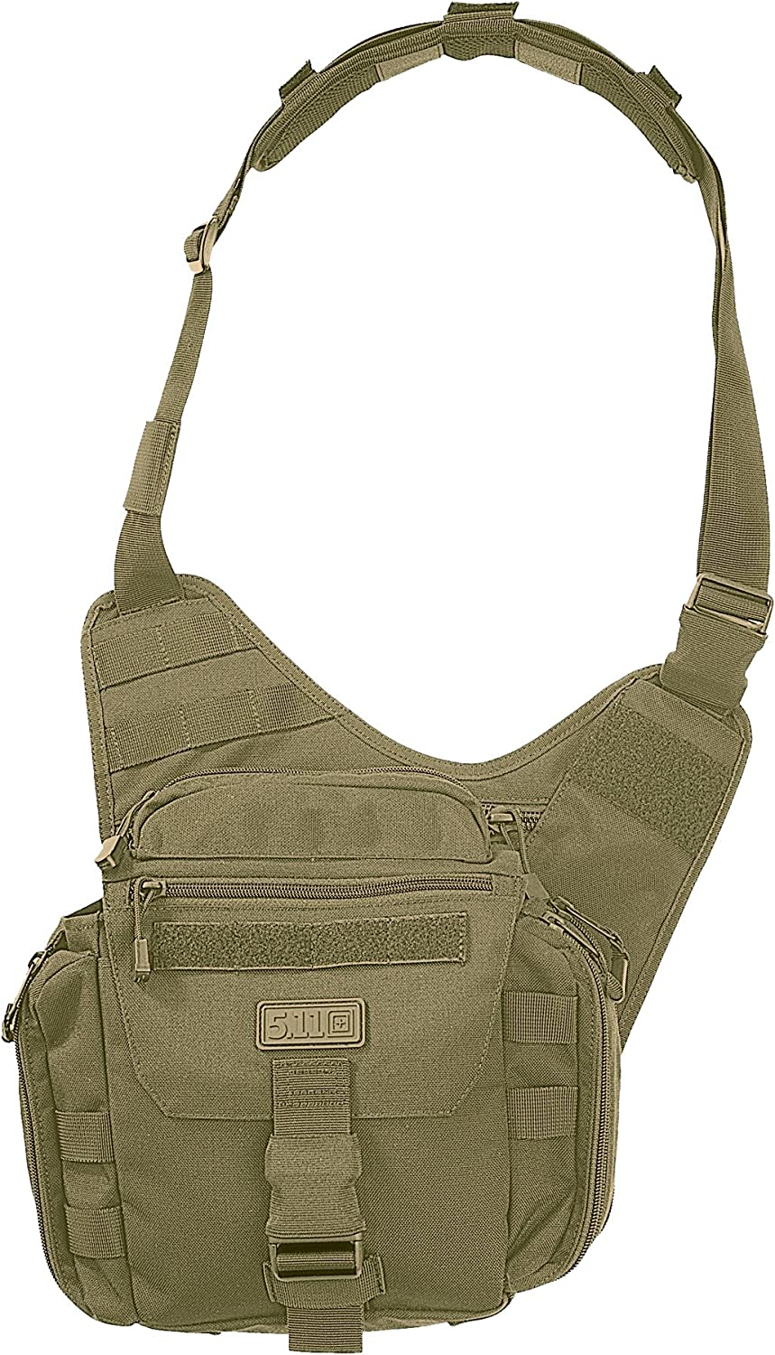 5.11 Tactical PUSH pack - OD Green - OD Green: Amazon.es: Deportes y aire libre