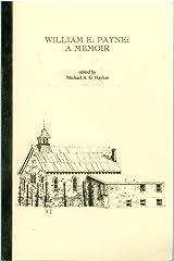 William E. Payne: A Memoir Paperback