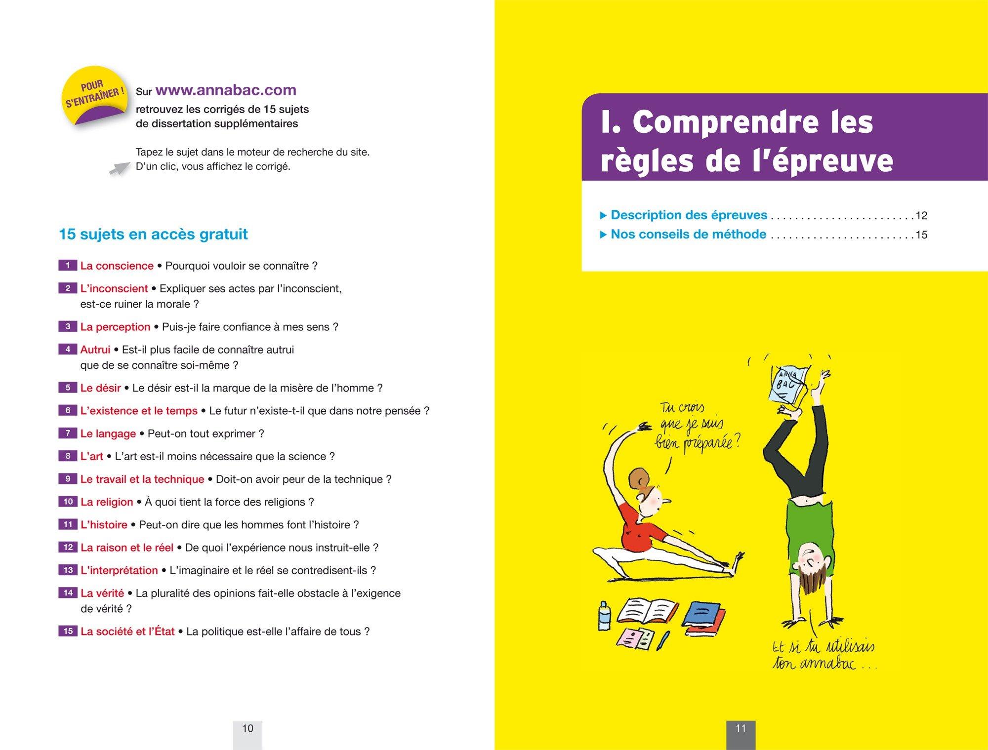 Annales Annabac 2017 Philosophie Tle L, ES, S: sujets et corrigés du bac Terminale séries générales: Amazon.es: Sabrina Cerqueira, Didier Guimbail, ...
