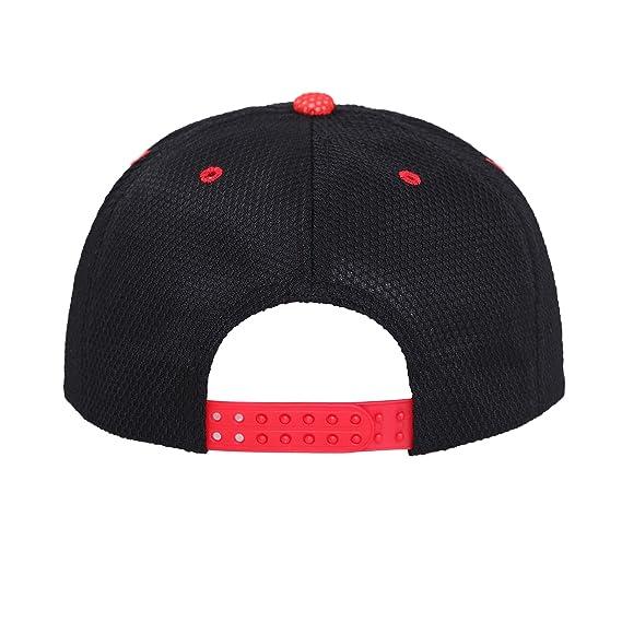 ZLYC - Gorra de béisbol - para Mujer Negro Black 62e3d42e596
