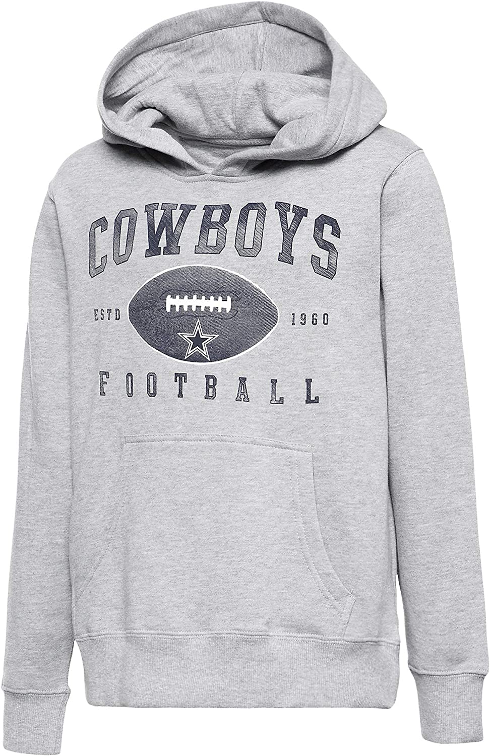 dallas cowboys youth sweatshirt