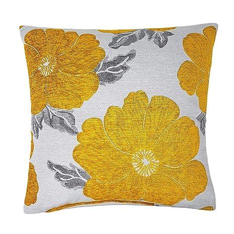 Relleno Amapola Ocre Oro Amarillo Plata Chenilla Floral ...