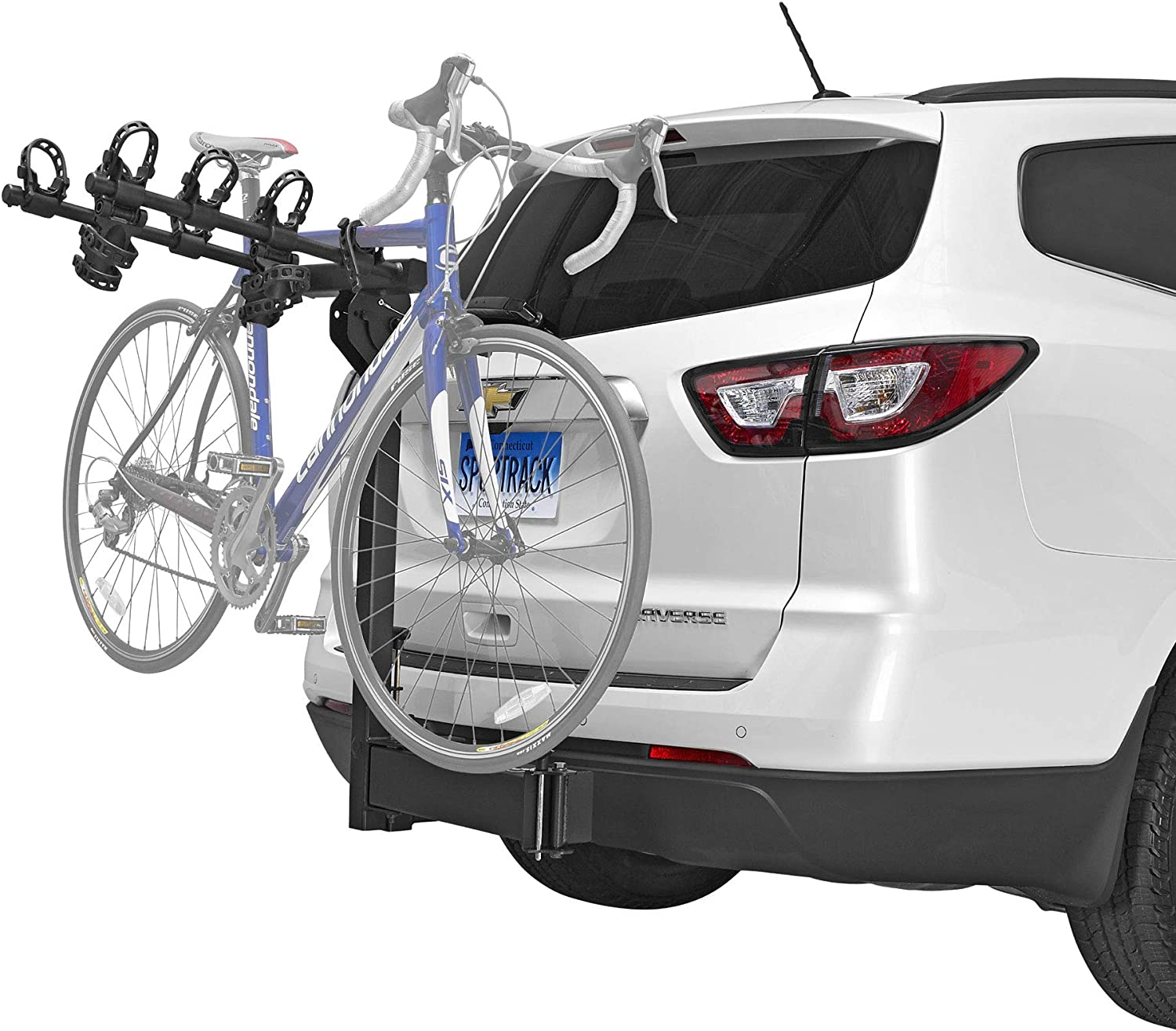 5. SportRack Ridge Swing Bike Rack