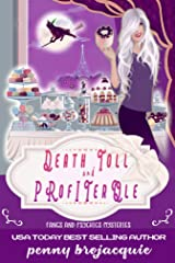 Death toll and profiterole: A paranormal cozy mystery (Fangs and psychics mysteries Book 1) Kindle Edition