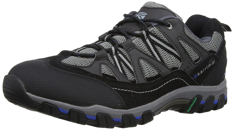 128e37046e1d Supa III Low Black Grey UK 7  Amazon.co.uk  Shoes   Bags