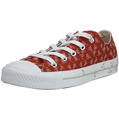 2fc11c1a2750 Converse Unisex CT Spec Ox Trainer Red White Fruit 106774 3 UK   Amazon.co.uk  Shoes   Bags