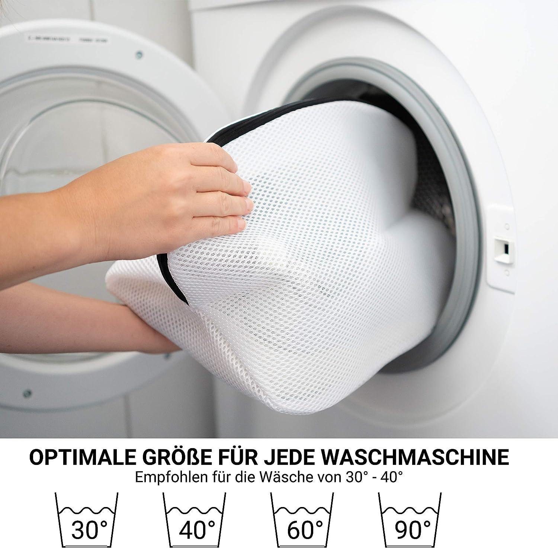 FROGANDO - Red para lavadora 2x Schuh-Netz: Amazon.es: Grandes ...