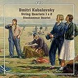 Dmitri Kabalevsky: String Quartets 1 & 2 [Stenhammar Quartet] [Cpo: 555006-2]