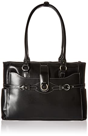 146b604fc3e3 Amazon.com: McKlein, W Series, Willow Springs, Top Grain Cowhide Leather,  15