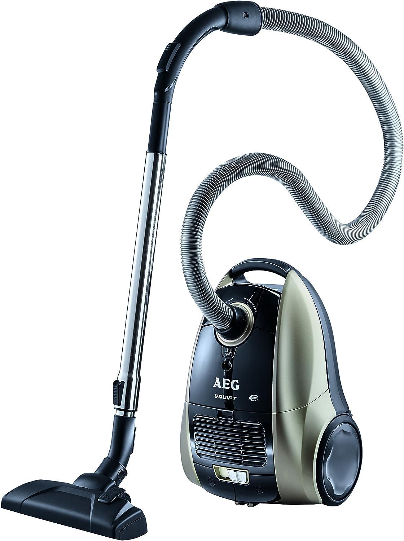 AEG AEQ 30 - Aspiradora, 1400 W, color negro y gris: Amazon.es: Hogar