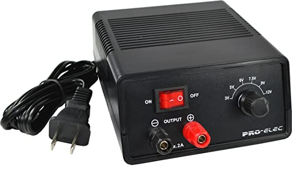 Review Battery Eliminator, Power Supply,