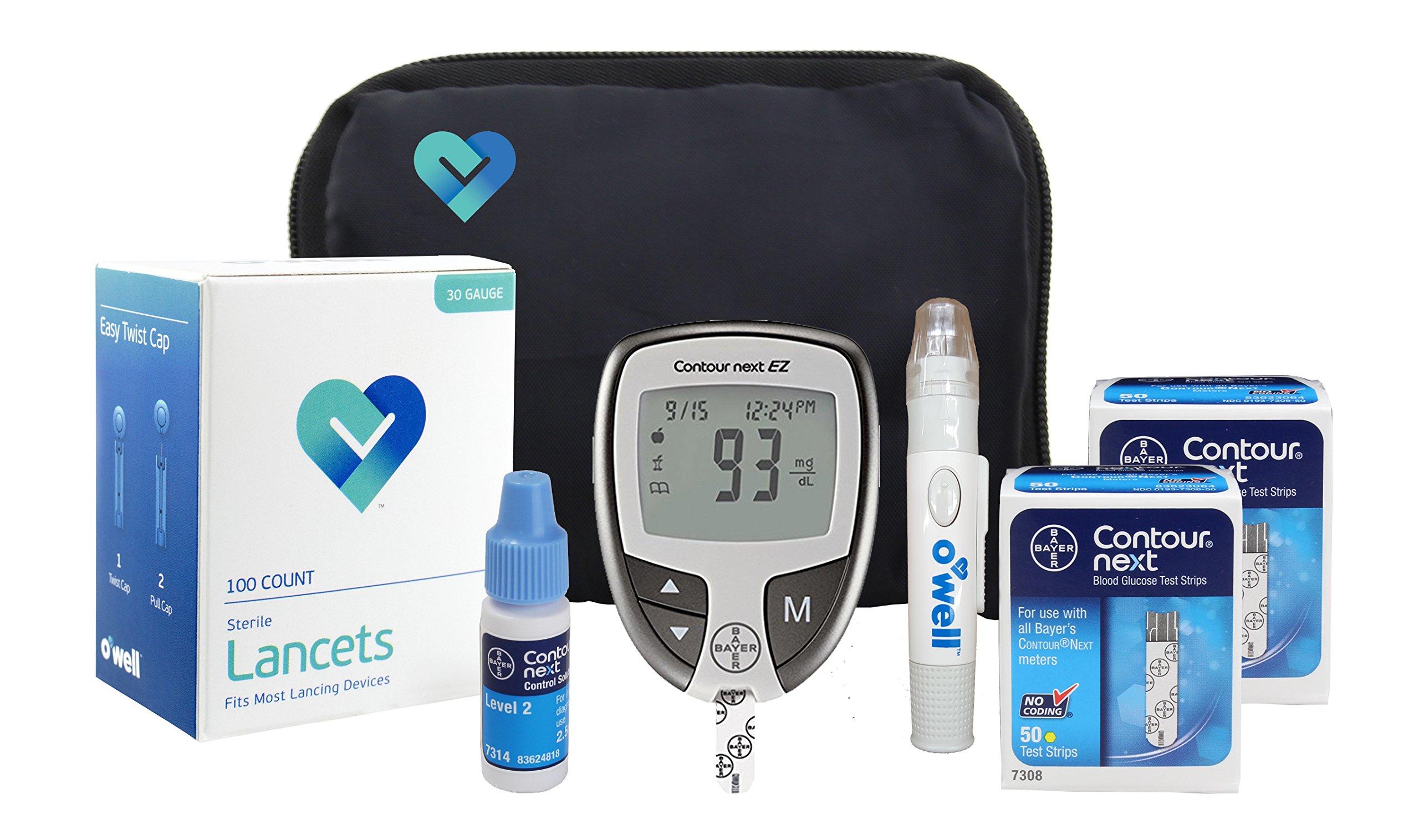 bayer contour next diabetes testing kit bayer contour ez meter 100 rh ebay com bayer glucose meter manual bayer contour next user manual